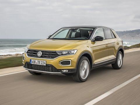 Volkswagen T-Roc : 1er essai en vidéo