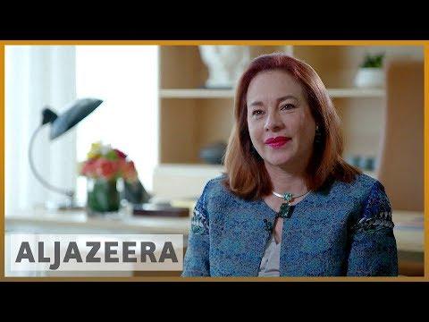 🇺🇳 Meet María Fernanda Espinosa: UN General Assembly head   Al Jazeera English