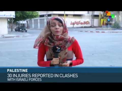 Israel Attacks Palestinian Journalists and Ambulances