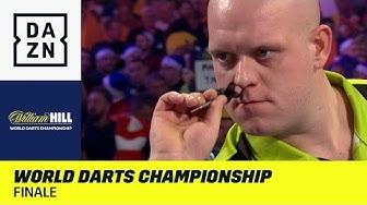 Verteidigt van Gerwen gegen Wright seinen WM-Titel?: World Darts Championship | Finale | DAZN