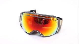 Ochelari schi si snowboard Smith I/O 7 Lago Lasso Red Sol-X Mirror