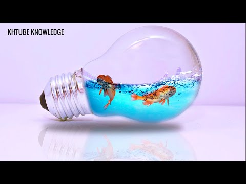 How to design Water Splash in Bulb   KHTube Knowledge