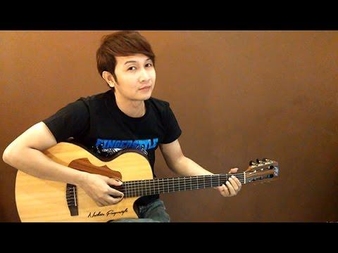 Denik Armila - Rupo Lan Dunyo   Nathan Fingerstyle   Guitar Cover