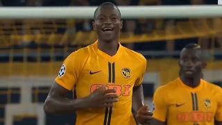 Manchester United vs Young Boys 0-3  Match Highlights 19-09-2018 HD