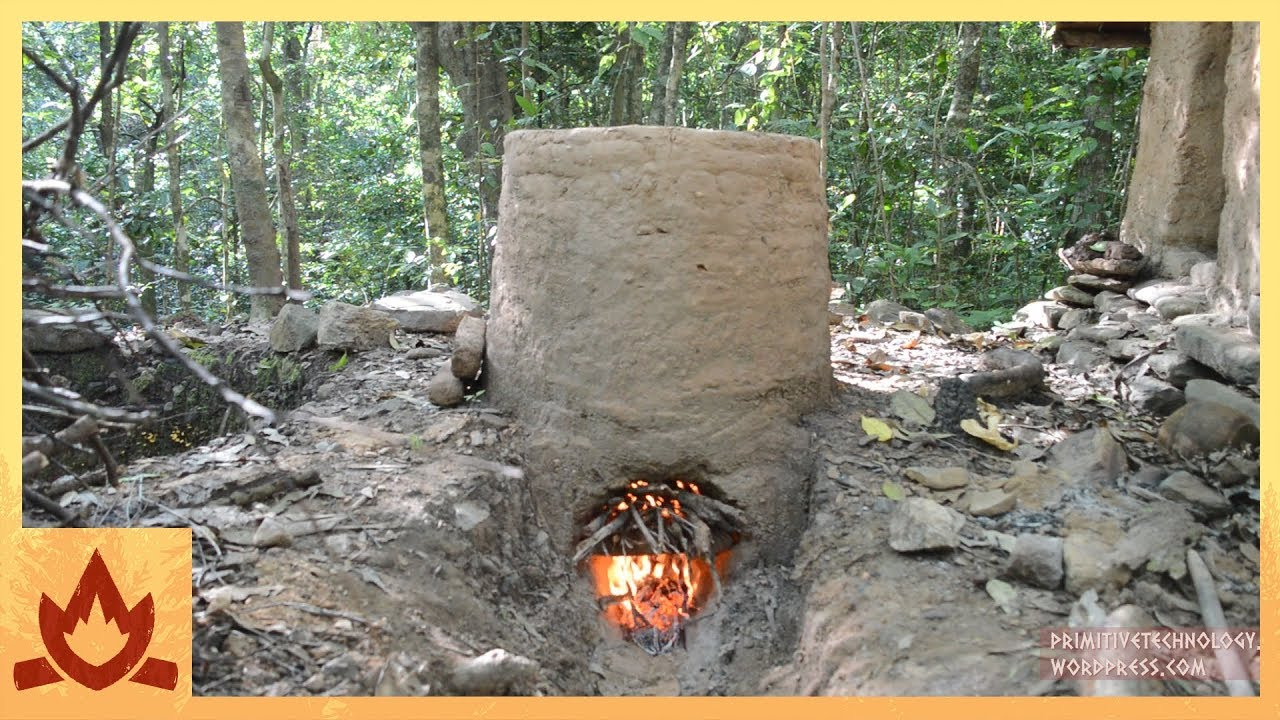 Download Primitive Technology: Termite clay kiln & pottery