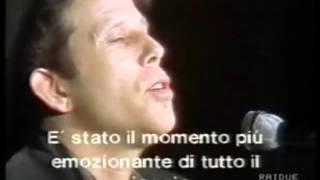 Tom Waits  - WALKING SPANISH - San Remo (live) 1986