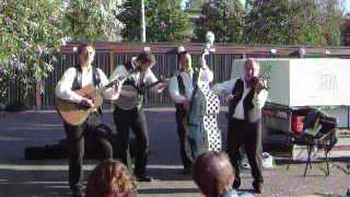 Sandy Boys String Band - Dark Hollow Blues