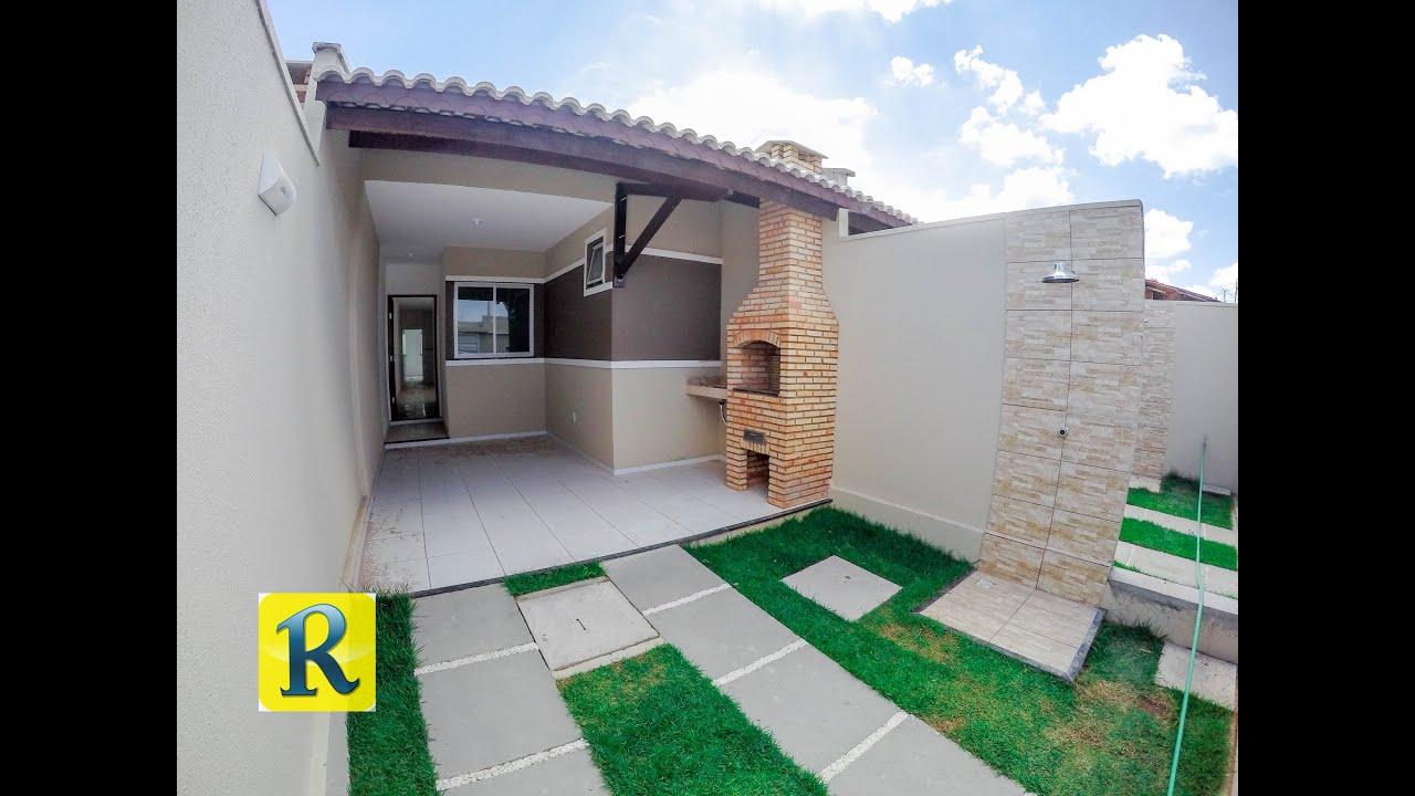 Casa com 2 quartos em maracana ce financiamento caixa for Modelos de casas procrear clasica