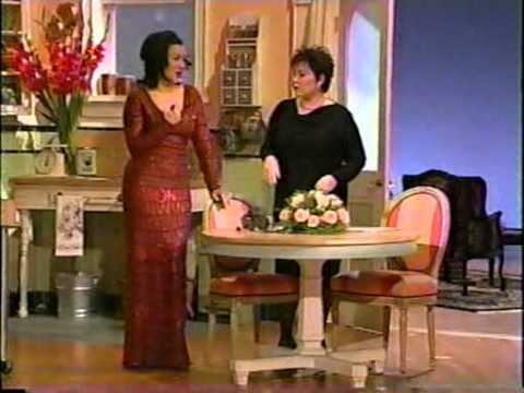 Jennifer Tilly on Roseanne 9/29/98  pt 1