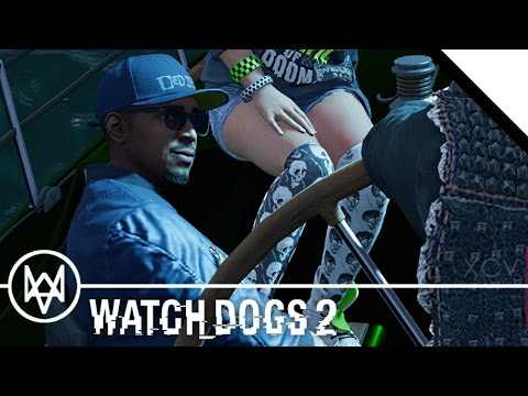 WATCH DOGS 2 No Compromise DLC FULL Walkthrough · Operation: Moscow Gambit | PS4 Pro Gameplay