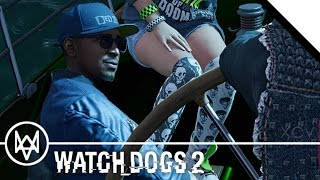WATCH DOGS 2 No Compromise DLC FULL Walkthrough · Operation: Moscow Gambit   PS4 Pro Gameplay