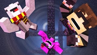 THE ESSENCE OF ANGER! | Minecraft Mini-Game THE FALLING 3! /w Facecam