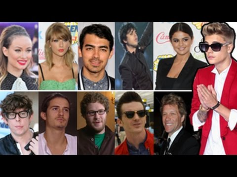 10 Celebrities Who Hate Justin Bieber - Taylor Swift, Selena Gomez & More