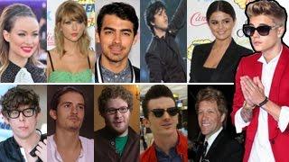 10 Celebrities Who Hate Justin Bieber - Taylor Swift, Selena Gomez & More