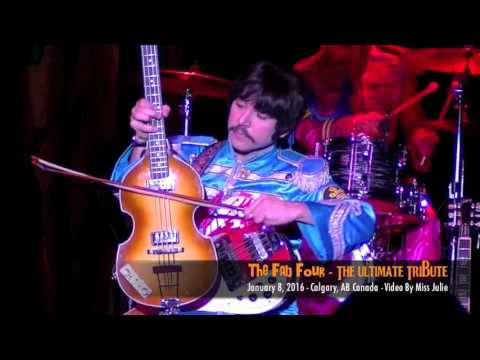 Strawberry Fields Forever - The Fab Four