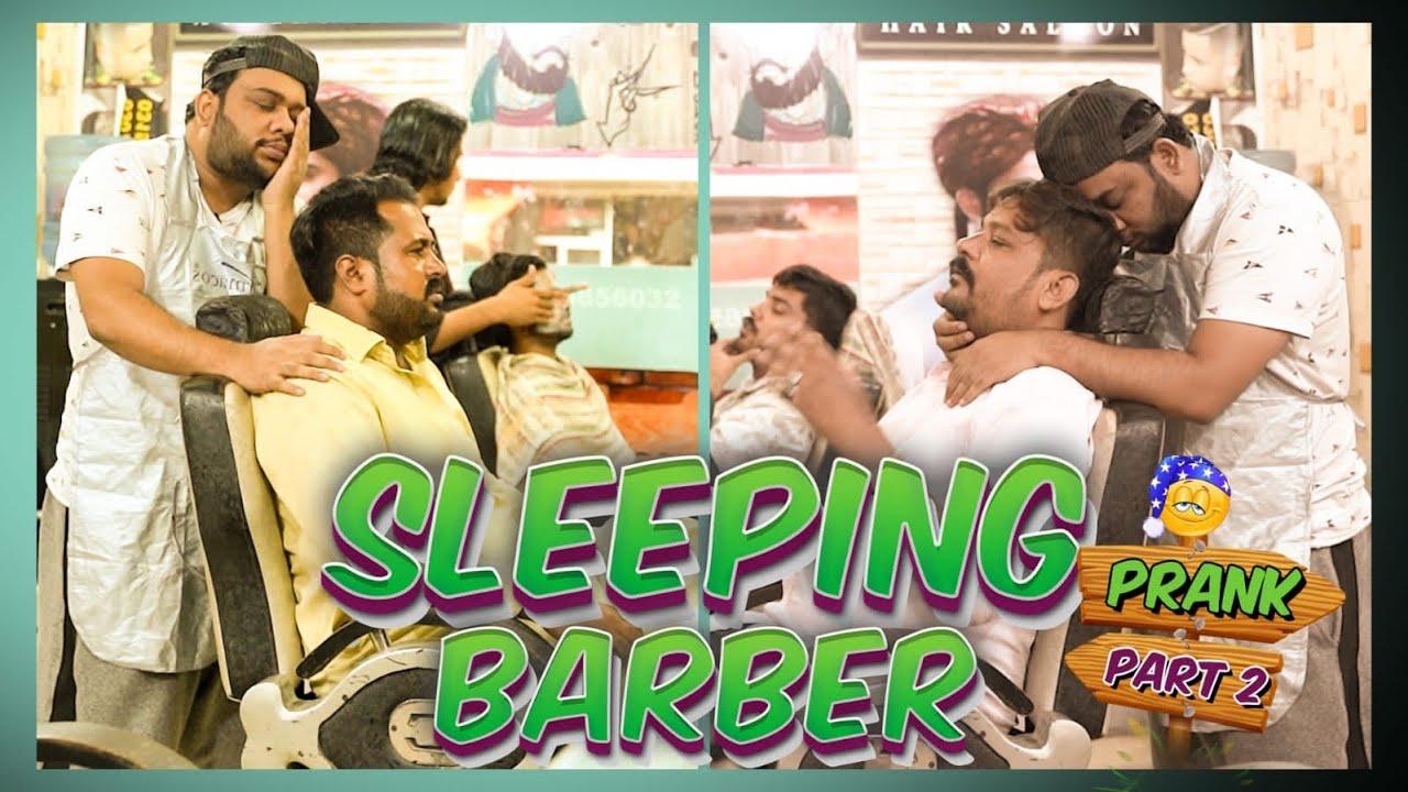 Download | Sleeping Barber Prank Part 2 | By Nadir Ali in | P4 Pakao | 2021