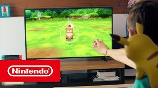 Pokémon: Let's Go, Pikachu! & Pokémon: Let's Go, Eevee! – Een wereld vol Pokémon! (Nintendo Switch)