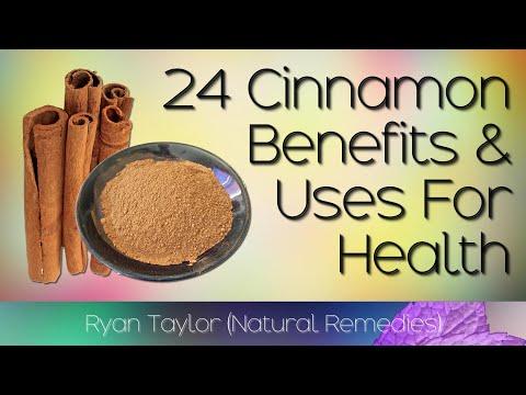 Cinnamon: Benefits and Uses