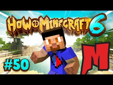 MONSTER INDUSTRIES EVENT! - How To Minecraft #50 (Season 6)