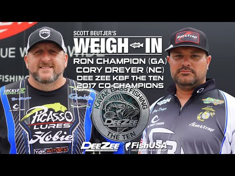 Scott Beutjer's Weigh-In #Episode41