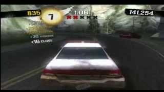 Stuntman Ignition PS3 PS2 Walkthrough Aftershock Full Movie