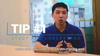 TEC17 - 5 Preparation Tips for Interview by Intel