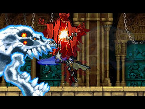 Castlevania Dawn of Sorrow [Julius Mode] Full Walkthrough (No Death & Save Points)