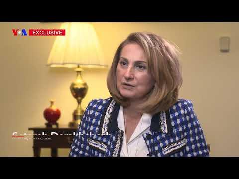 VOA Persian Exclusive Interview with U.S. Senator James Risch (R-ID)