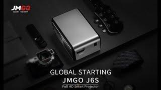 JMGO J6S 4K Projector 1100 ANSI Lumens