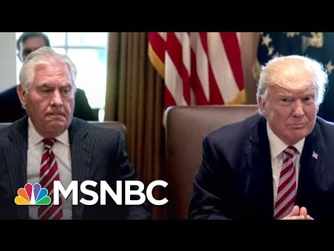 Donald Trump Defends Actions On North Korea, Teases Health Care Executive Order | MSNBC