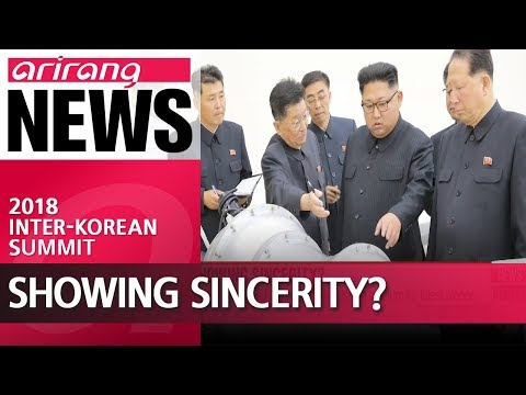 Divided views on whether N. Korea ending nuclear program shows...PART 4