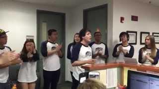 UC Berkeley Artists in Resonance (AiR)  - Faith by George Michael