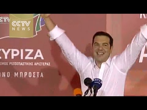 Greece's new cabinet sworn in