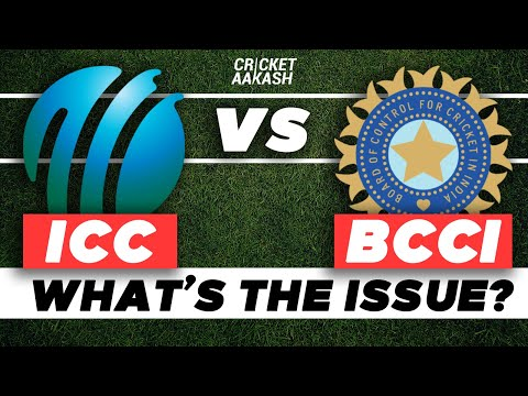 ICC vs BCCI - What's the ISSUE? | Cricket Aakash