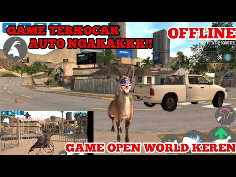 goat simulator payday free download android apk