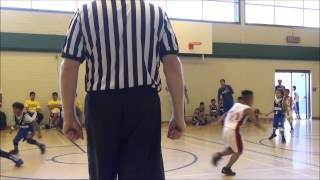 Naba Fyba Canada game 3 Labor Day 2015 Mosquitos