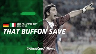 That Buffon Save | Germany v Italy (Germany 2006)