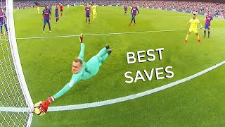 Legendary Goalkeeper Saves in Football