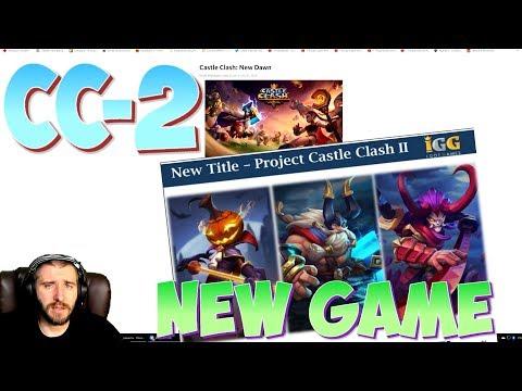 НОВЫЙ CASTLE CLASH 2 \ Castle Clash: New Dawn \ НОВАЯ ИГРА \ БИТВА ЗАМКОВ \ CASTLE CLASH