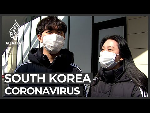 Coronavirus In South Korea: Nationwide Cases Of Infection Double