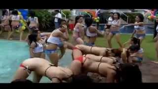 Bikini Party Sexy Ladies Dancing ビキニ党セクシーな女性ダンス 島本里沙 動画 17