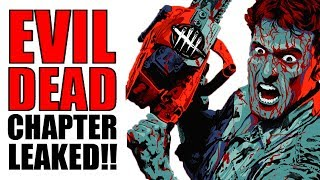 EVIL DEAD CHAPTER LEAKED Dead By Daylight Discussion
