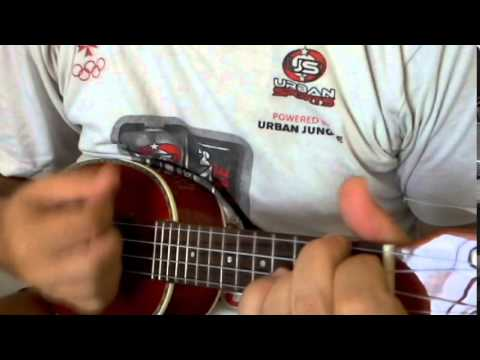 Ugly heart G.R.L. (ukulele cover) guitar - YouTube