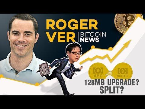 Bitcoin Cash Upgrade or Split? Samson Mow Runs From Roger Ver, Bitcoin Cash Beer is #1