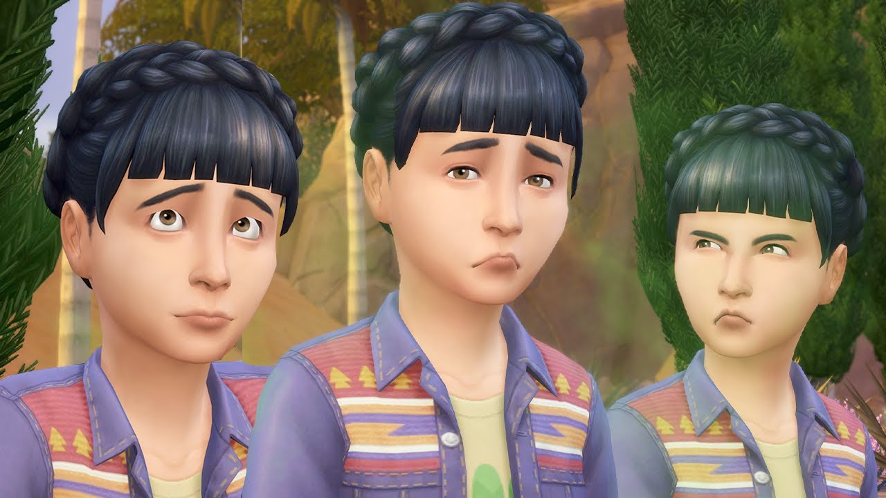 Playing The Sims 4 but it's a Battle to the Death thumbnail