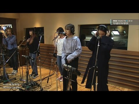 [Park Ji Yoon's FM date] Thursday Live. 4minute - Hate 포미닛 - 싫어 [박지윤의 FM데이트] 20160204