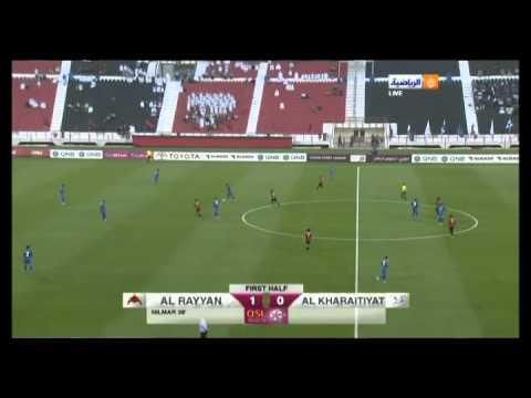 AL KHARITIYATH AL RAYYAN #9 red NILMAR