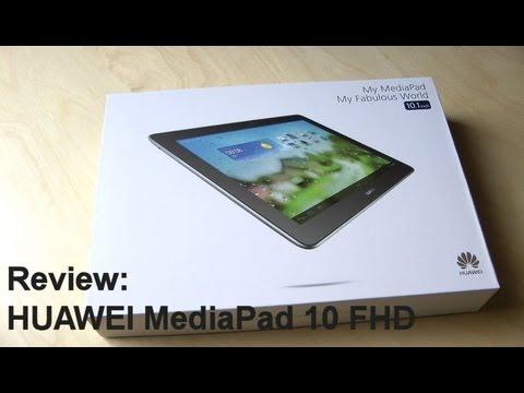 Review: HUAWEI MediaPad 10 FHD | HighTechX
