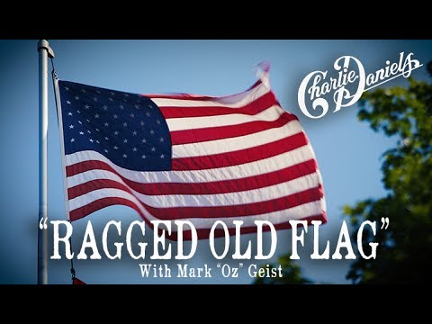 Ragged Old Flag - Charlie Daniels (With Mark