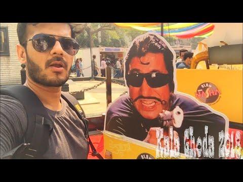Kala Ghoda Art Festival 2018 - Churchgate